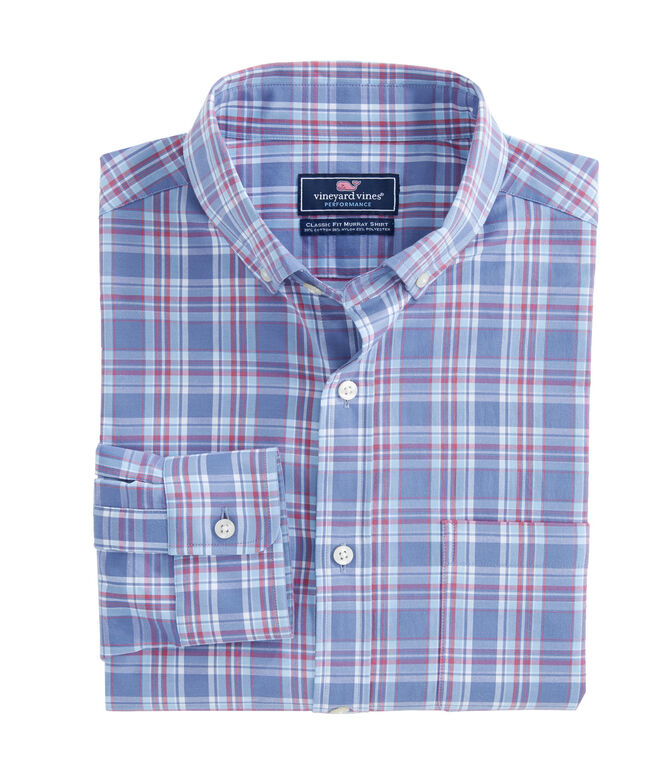 Bigelow Plaid Classic Murray Shirt