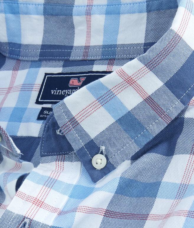 Colony Bay Plaid Slim Tucker Shirt