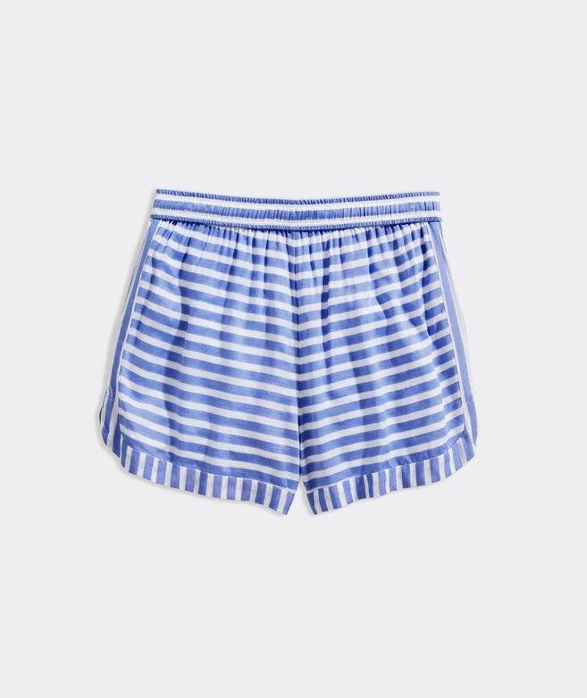 Sail Stripe Pull-On Shorts