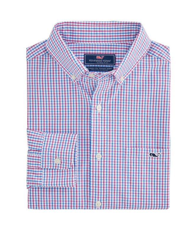 Classic Tobago Tattersall Tucker Shirt