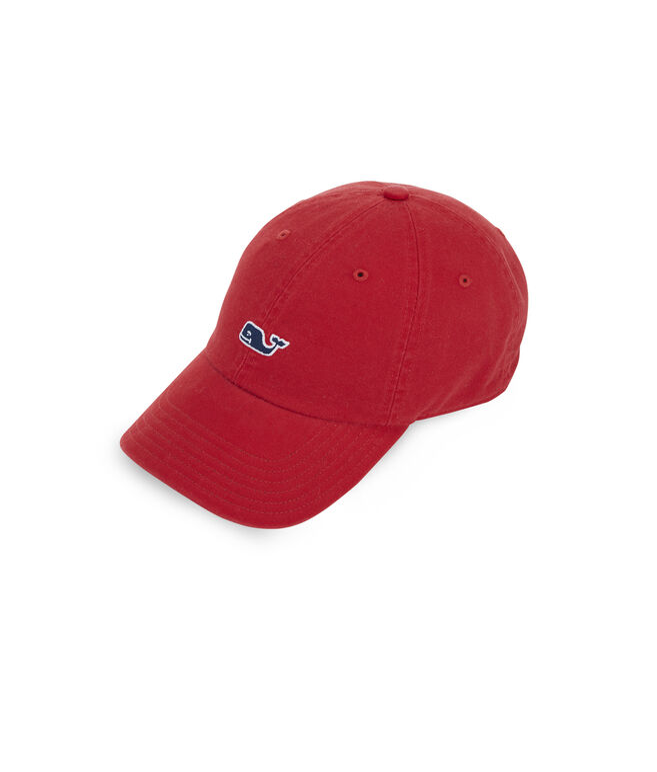 Garment Dyed Logo Baseball Hat