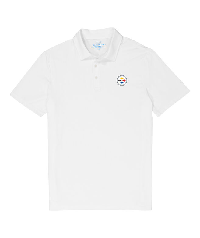 Pittsburgh Steelers Edgartown Polo