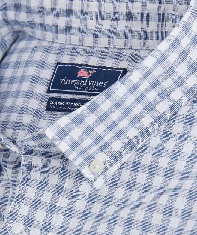 Slim Fit Grove Gingham Murray Shirt
