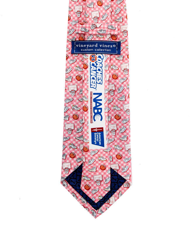 Coaches vs. Cancer XL Tie