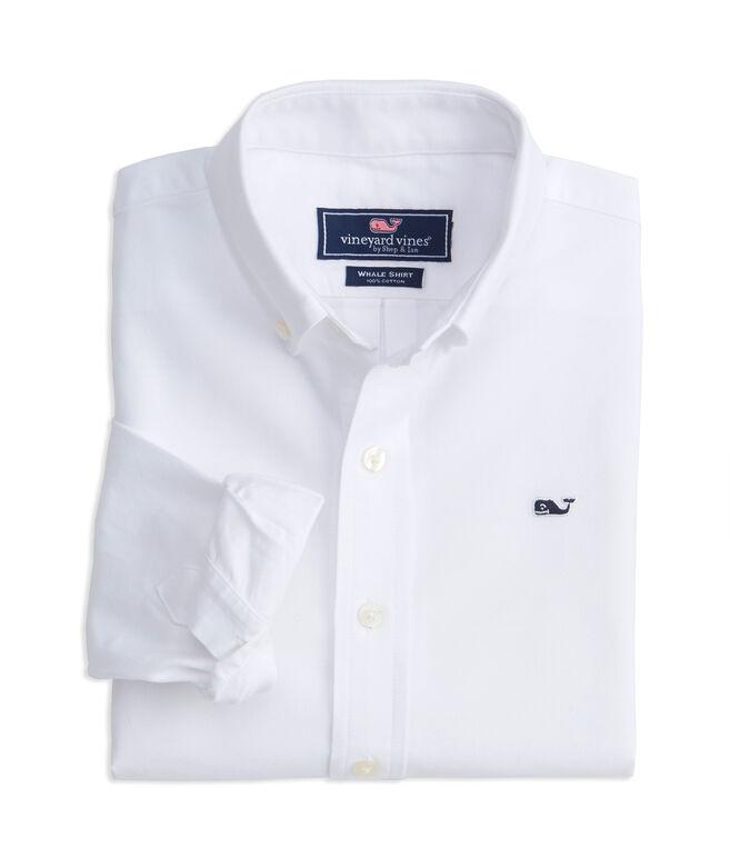 Boys Whale Shirt