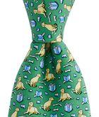 Labrador & Gift Tie