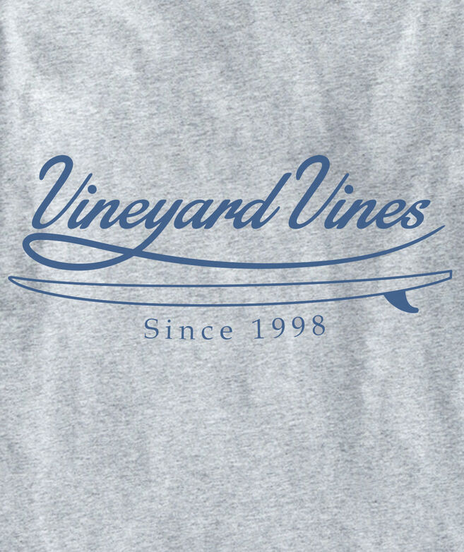 Vineyard Surf Script Short-Sleeve Pocket T-Shirt