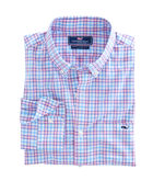 Kennard Plaid Slim Tucker Shirt