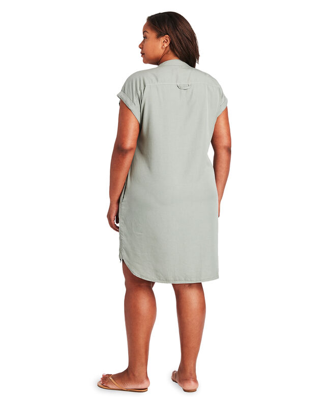 Dolman Margo Shirt Dress