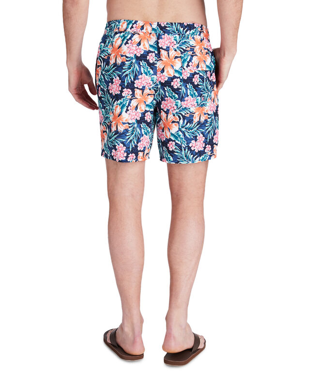 Guana Floral Chappy Trunks