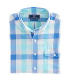 Moonsail Check Slim Crosby Shirt