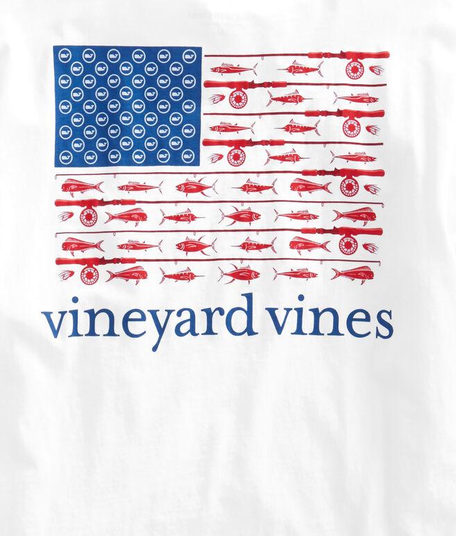 Flag Reel T-Shirt