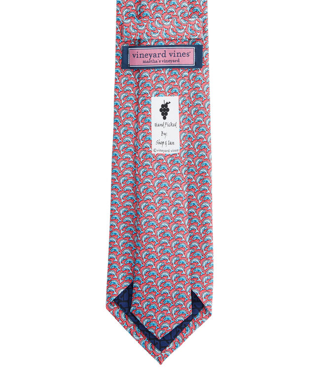 Bass Printed Tie