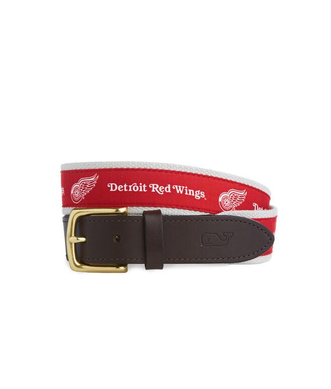Detroit Red Wings Belt