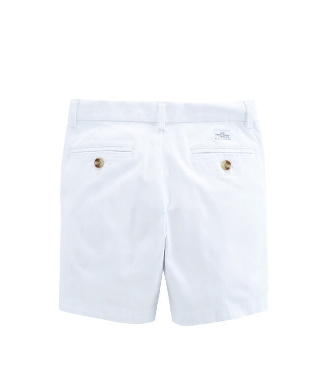 Boys Stretch Breaker Shorts