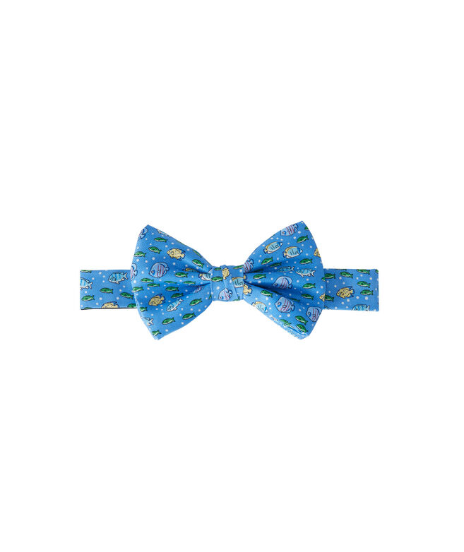 Boys Tropical Fish Bow Tie