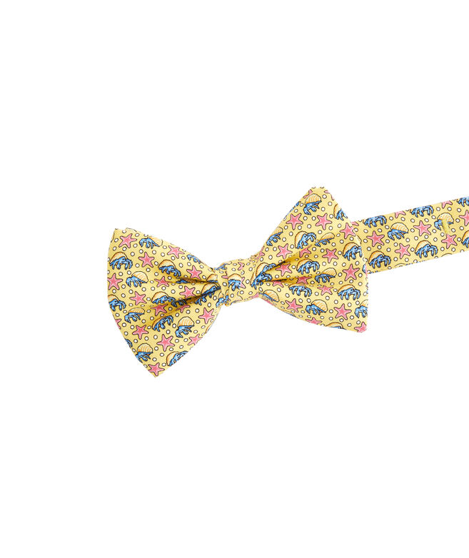 Boys Hermit Crabs & Starfish Bow Tie