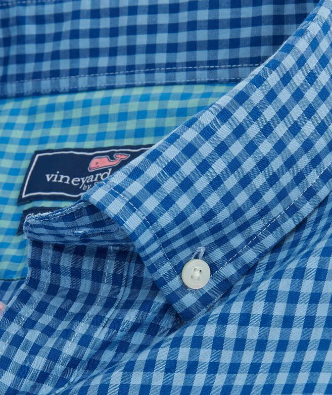 Classic Fit Poplin Party Whale Shirt