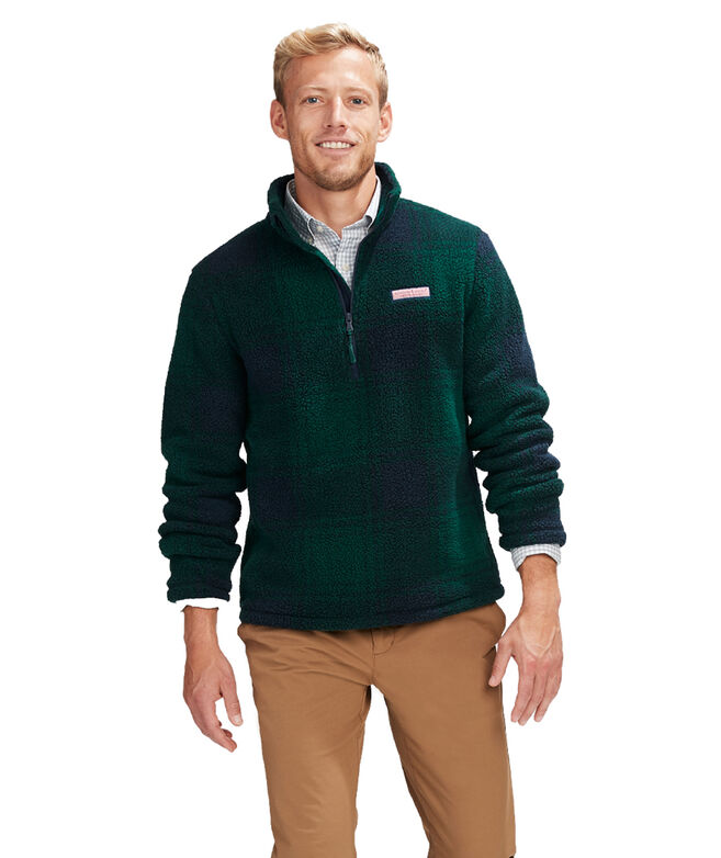 Blackwatch Stillwater Sherpa 1/2 Zip