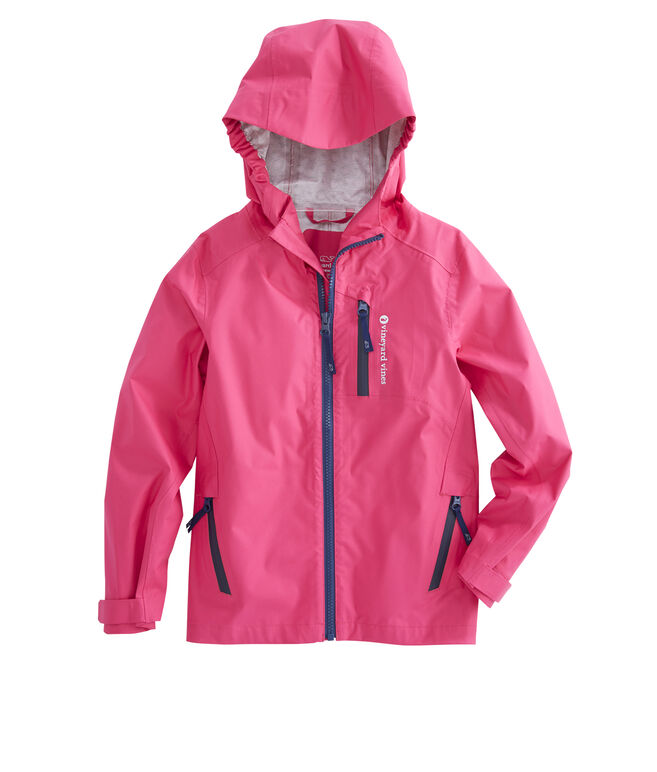 Girls Rain Coat