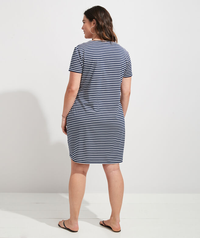Striped Sankaty Tunic Dress