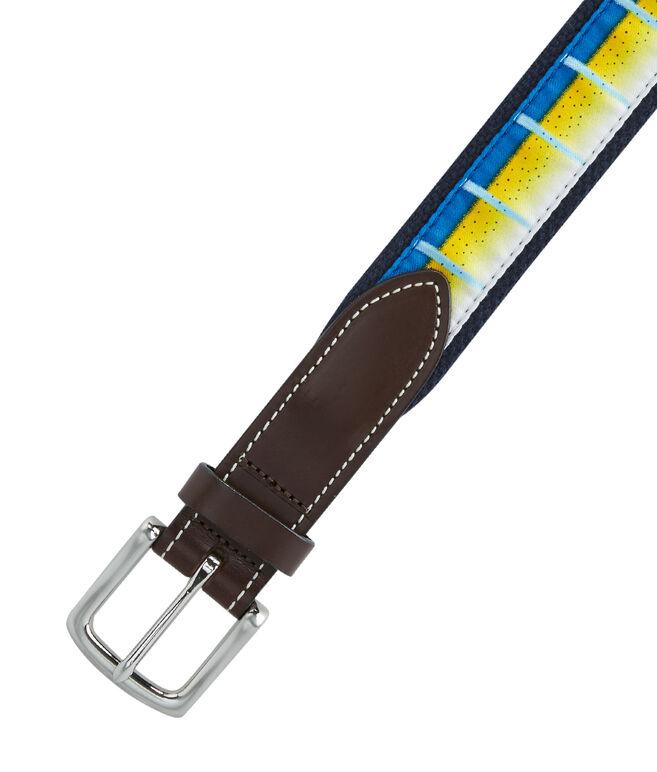 Marlin Canvas Club Belt