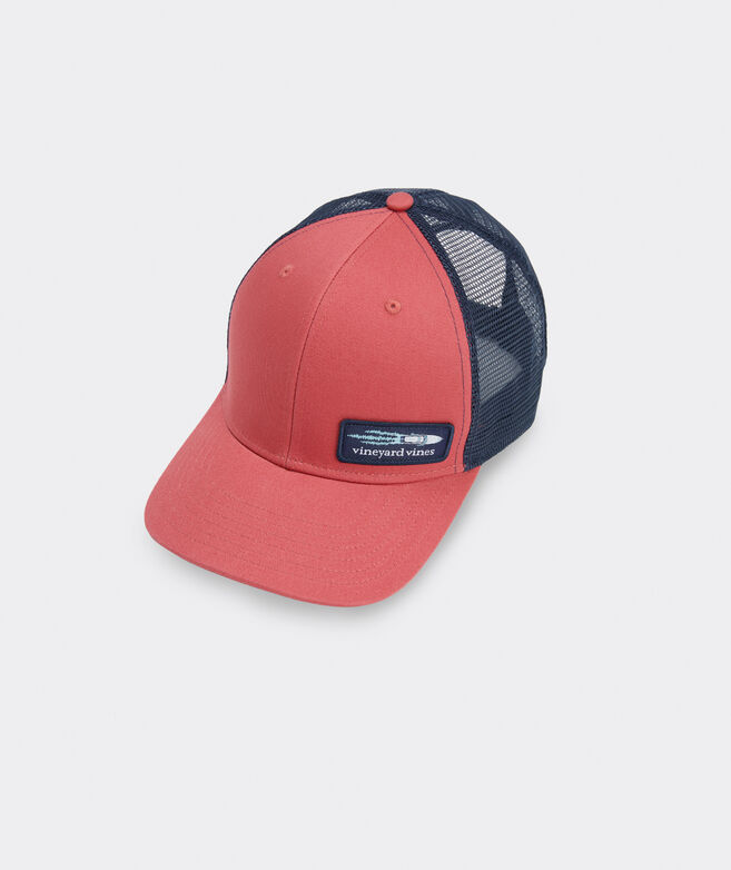 Sportfisher Side Hit Patch Trucker Hat