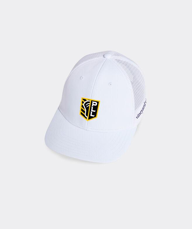 Limited-Edition Premier Lacrosse League Trucker Hat