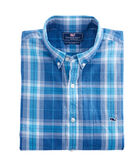 Brittannic Plaid Slim Tucker Shirt