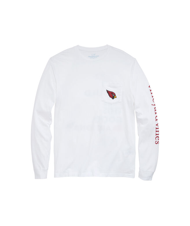 Arizona Cardinals Long-Sleeve EDSFTG T-Shirt