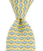 Boys Bonefish Printed Tie