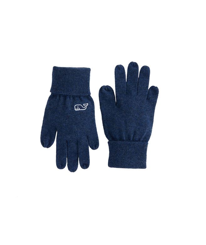 Boys vineyard vines Logo Gloves