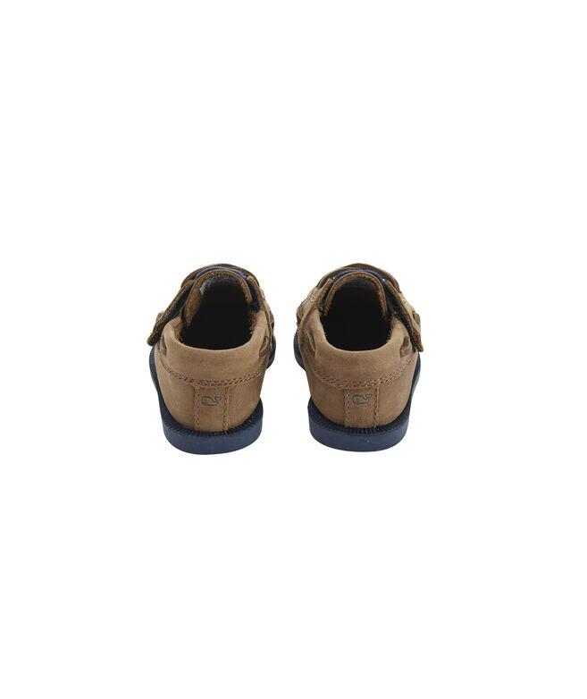 Infant Sperry x vineyard vines Authentic Original Crib Boat Shoe