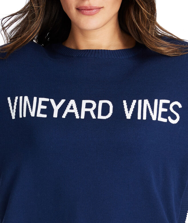 Relaxed Cotton vineyard vines Sweater