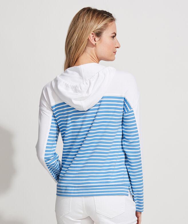 Lightweight Dreamcloth Striped Hoodie