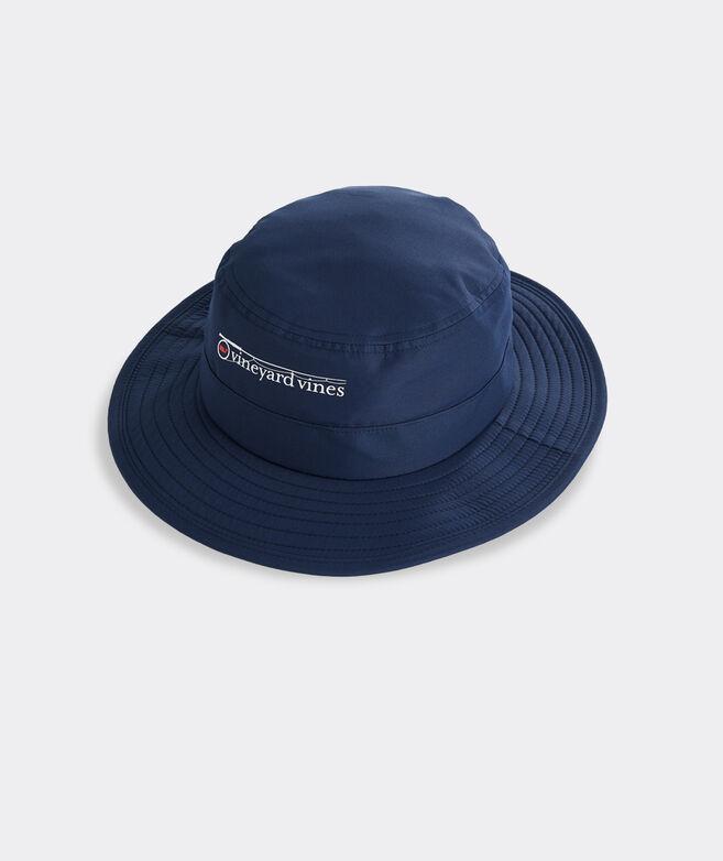 Fishing Rod Icon Performance Bucket Hat
