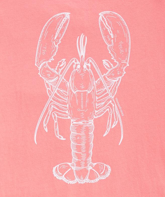 Lobster Bib Short-Sleeve Pocket Tee