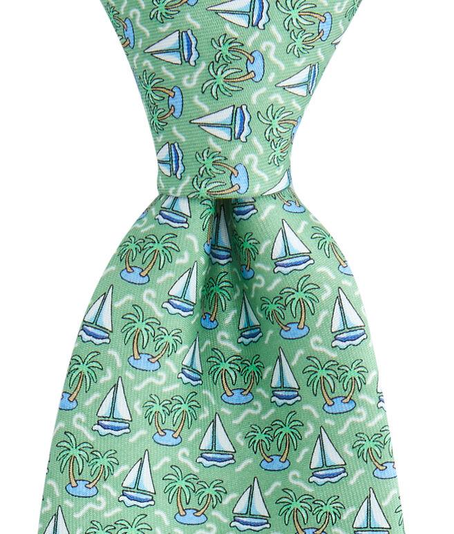 Split Palm Tie