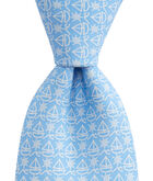 Boys Simple Sail Tie