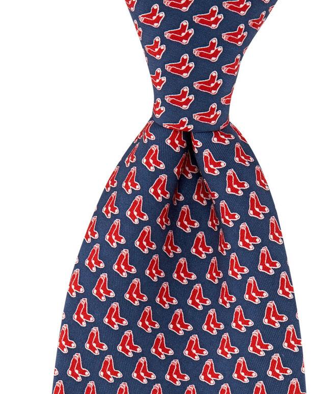 Boston Red Sox Socks Tie