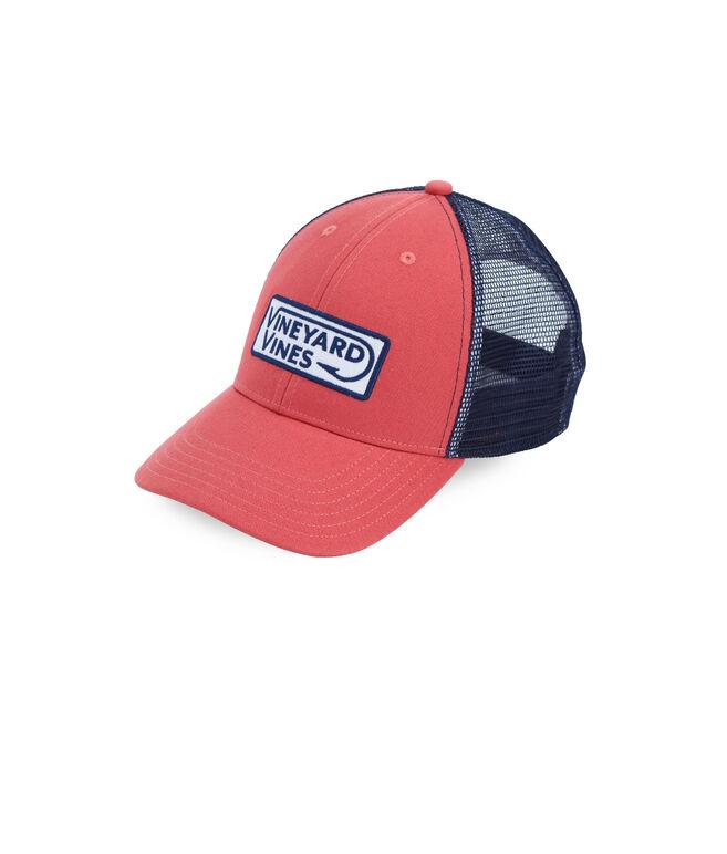 vv Hook Patch Trucker Hat