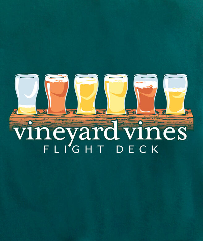 Flight Deck Long-Sleeve Pocket T-Shirt