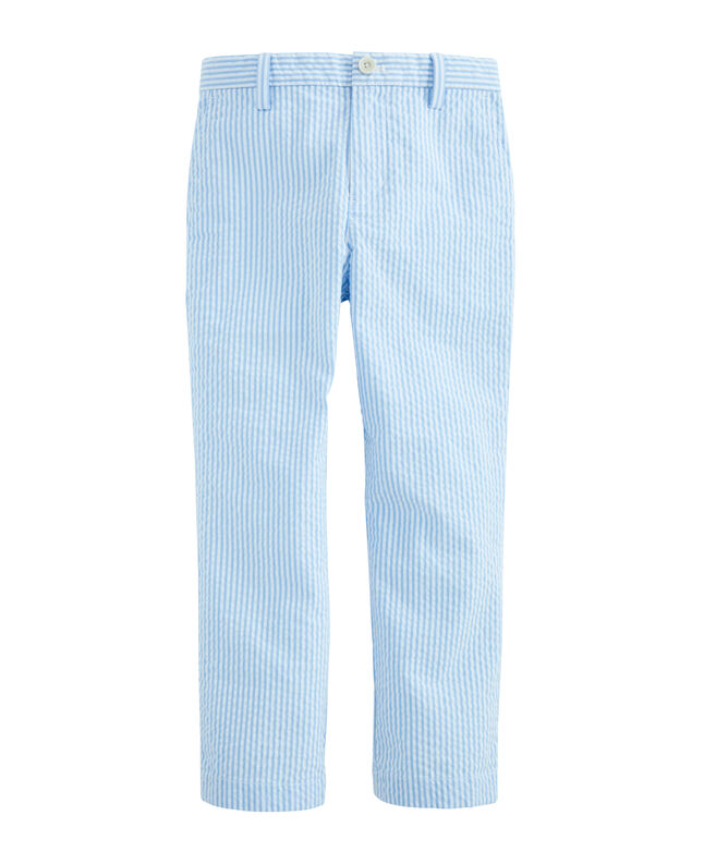 Boys' Seersucker Breaker Pants