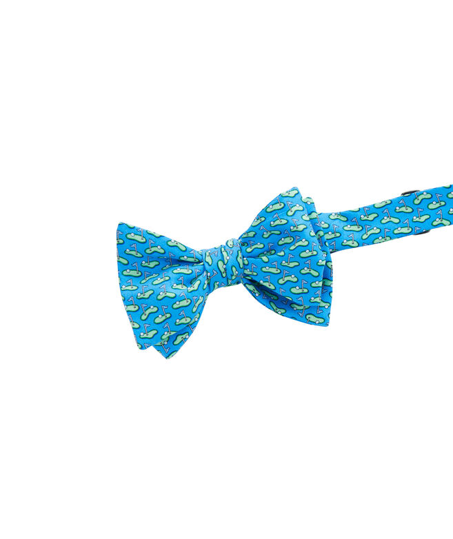 Golf Greens Bow Tie