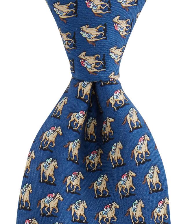 Horse Race Tie