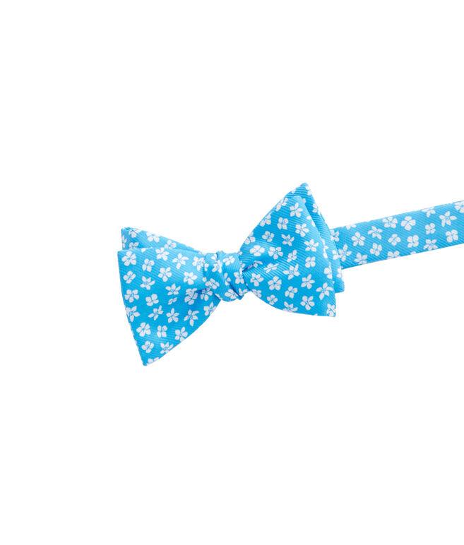 Woodblock Bow Tie
