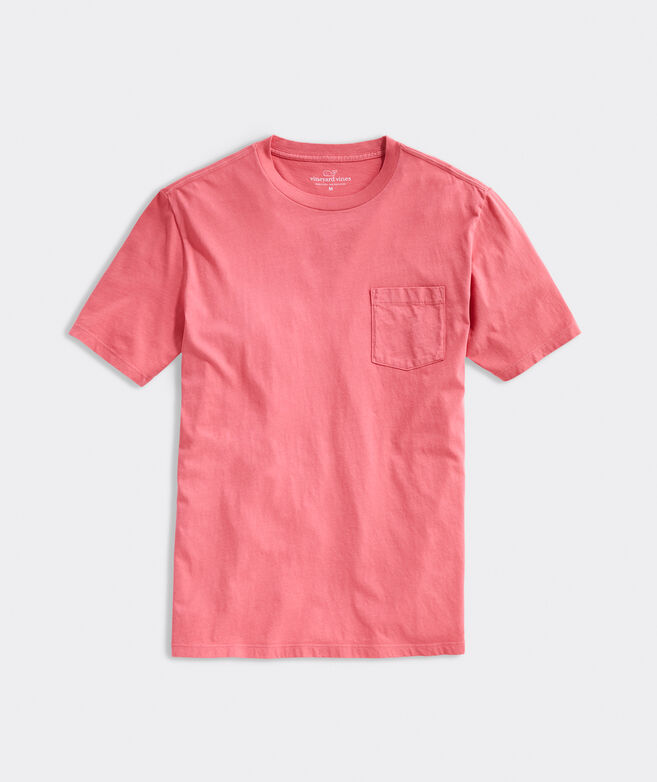 Pacific Wash Short-Sleeve Island Tee