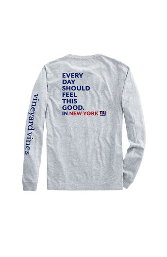 Adult Giants Long-Sleeve EDSFTG T-Shirt f00d5a9f0