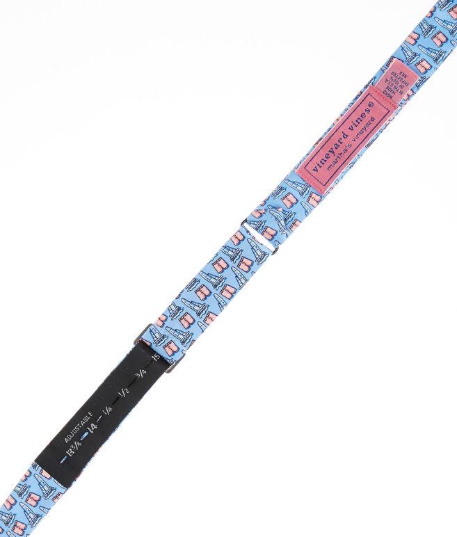 America's Cup Bermuda Short Bow Tie