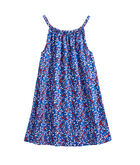 Girls Stars & Whales Knit Halter Dress